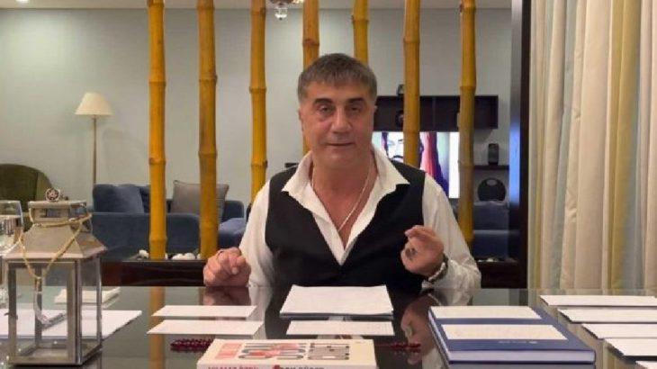 Sedat Peker: Pasaportum iptal edildi, video çekme dediler