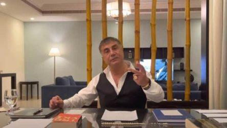 Sedat Peker: Türkiye'ye iadem için Fas'a İHA hibe edildi