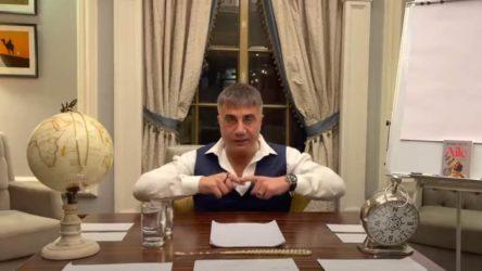 Sedat Peker'den İran mesajı