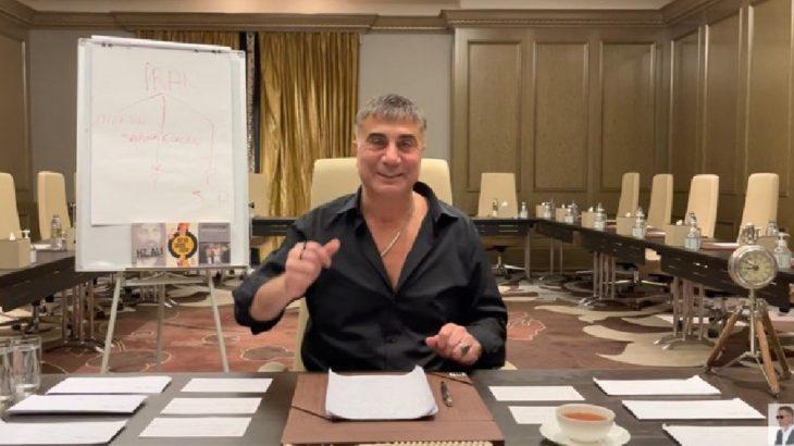 Sedat Peker'den 'engelleme' kararı sonrası açıklama
