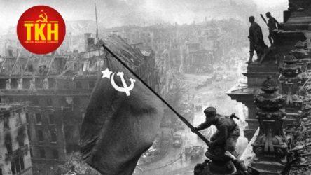 Komünistlerden 'Zafer Günü' mesajı
