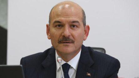 Soylu, Samsunspor Başkanı Yıldırım hakkında suç duyurusunda bulundu