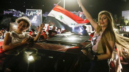 Suriye Cumhurbaşkanı Beşar Esad, seçimlerin ardından Suriye halkına seslendi