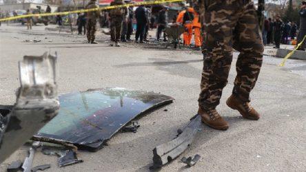 Kabil'de patlama: En az 12 kişi öldü