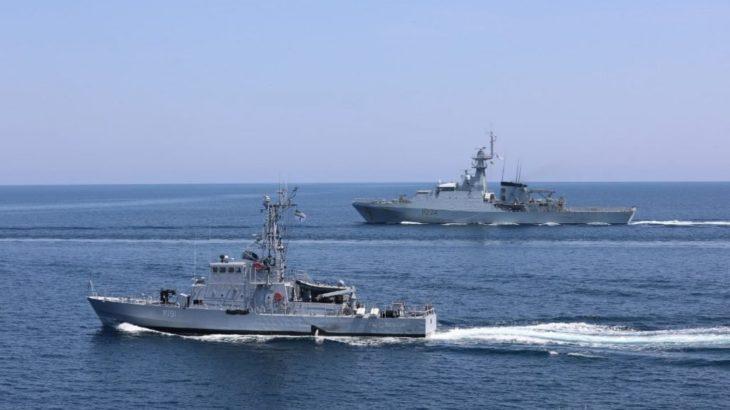 Karadeniz'de Rusya'dan İngiliz savaş gemisine uyarı ateşi