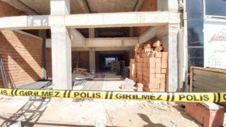 Nazilli'de iş cinayeti