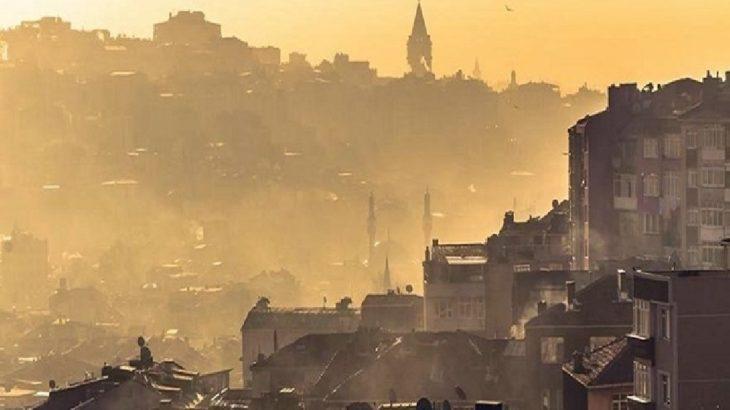 Yapılan ölçümlere göre İstanbul'un havasında birçok zehirli maddenin olduğu açıklandı