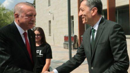 Yüz yüze eğitimi Erdoğan atladı, Bakan Selçuk açıkladı