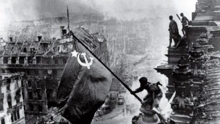 Bugün 9 Mayıs: Faşizme Karşı Zafer Günü