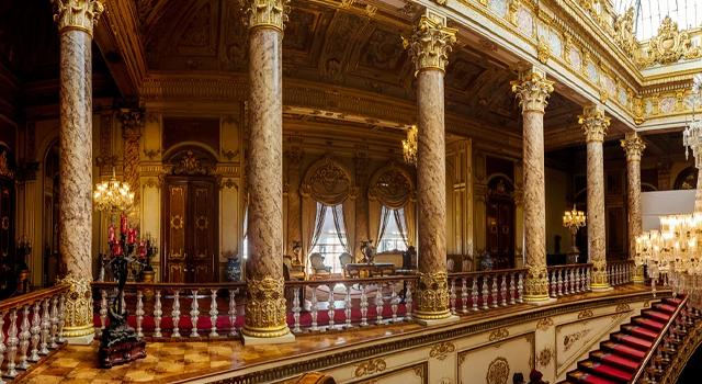 '128 milyar dolar'dan sonra bir kayıp daha: Dolmabahçe Sarayı'ndaki 46 kilo altın nerede?
