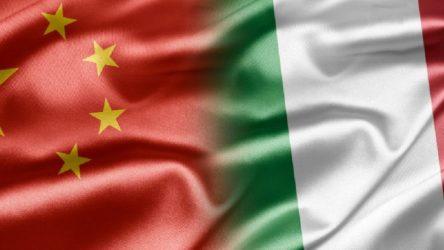 İtalya, Çin'in