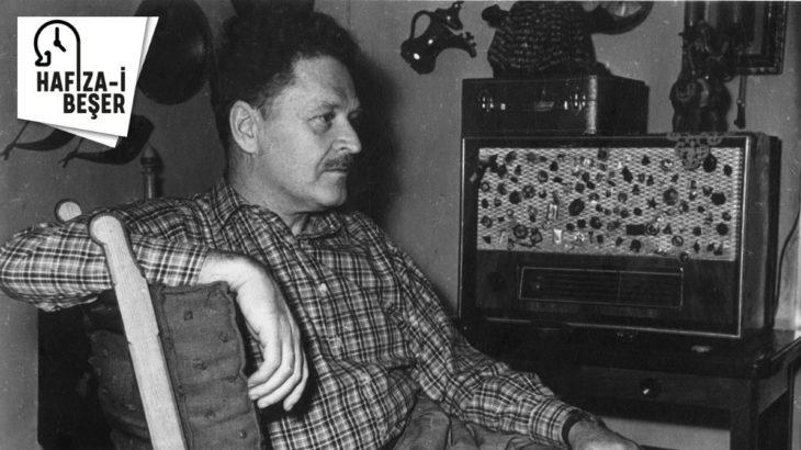 3 Haziran 1963: Komünist şair Nazım Hikmet hayata gözlerini yumdu