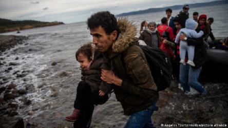 Yunanistan'a sığınmacıları geri itme suçlaması
