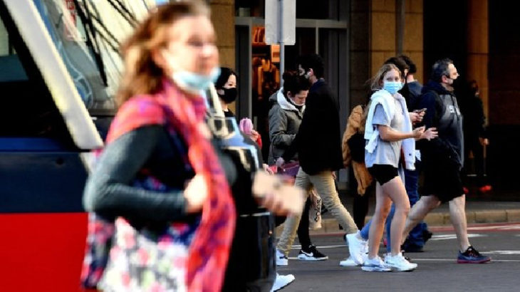 Delta varyantı alarmı: Avustralya'da sokağa çıkma yasağı ilan edildi