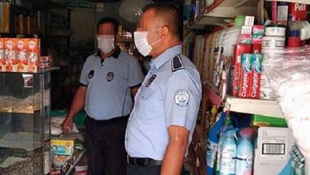 AKP'li belediyenin yolsuzluklarını sordu, dükkanını zabıtalar bastı