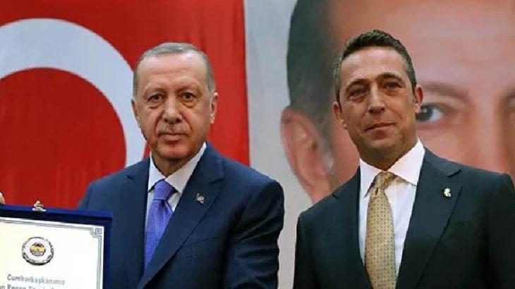Ali Koç'tan Fenerbahçe kongresinde 'AKP' hamlesi