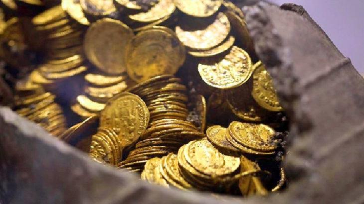 Valilik açıkladı: Altın sikkeler yerinde değil