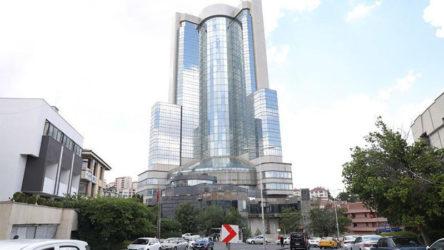 Ankara'daki 35 katlı otel Alman bankasının oldu