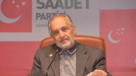 Saadet Partili Oğuzhan Asiltürk, Adnan Oktar'ın evinde yakalandı