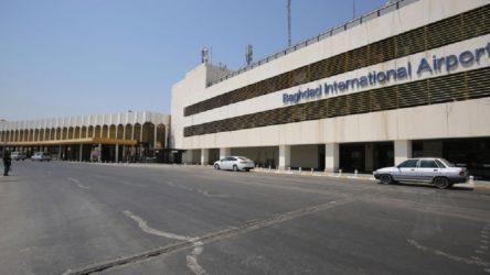 Bağdat Havalimanı'na İHA'lar ile saldırı düzenlendi