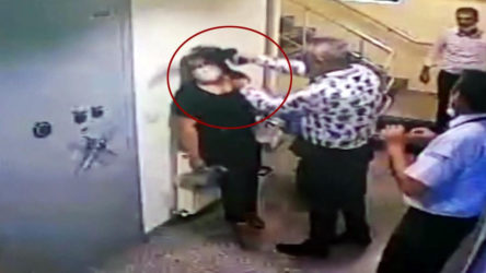 Banka müdürü, kadın çalışanın kafasına silah dayayıp tehdit etmişti: 'Şaka' yapmış!