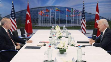 Biden: Erdoğan ile çok iyi bir görüşme yaptık