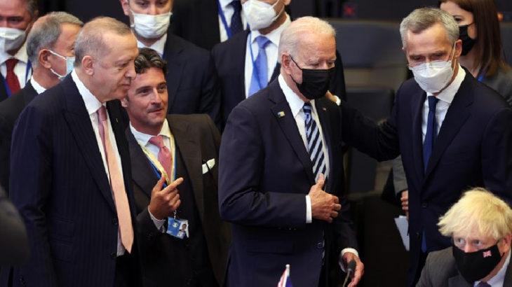 Biden, NATO Zirvesinin ardından konuştu
