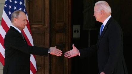 Biden, Putin ile düzenlenen zirve sonrası konuştu