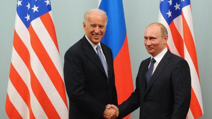 Biden'dan Rusya mesajı