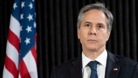 Blinken: Taliban ile hemen her konuda yakın temas halindeyiz