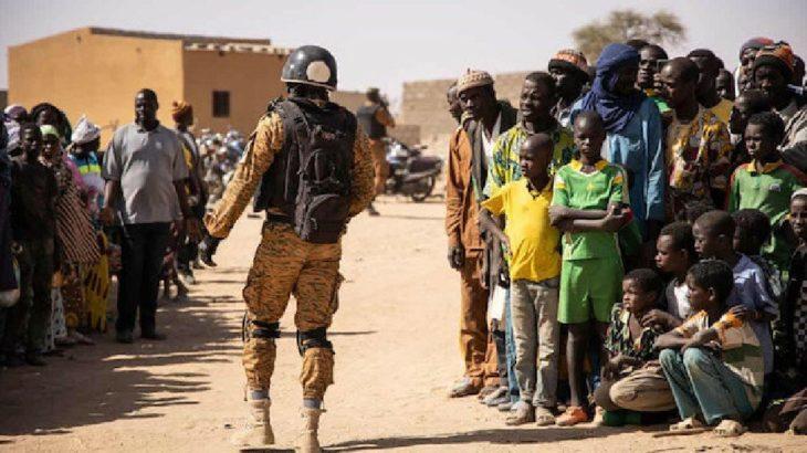 Burkina Faso'daki saldırılarda ölü sayısı 160'a yükseldi