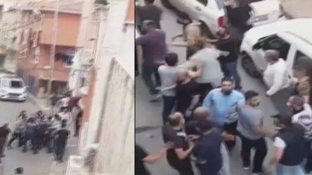 Bağcılar'da taciz iddiası: Mahalle sakinleri sokağa döküldü