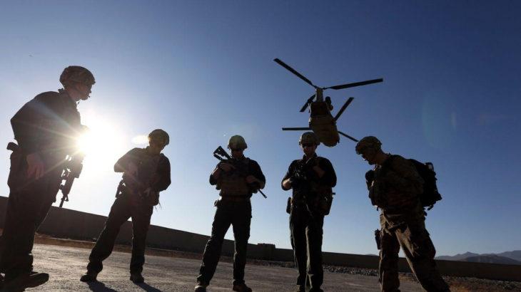 ABD askerlerini geri çekmeye devam ediyor