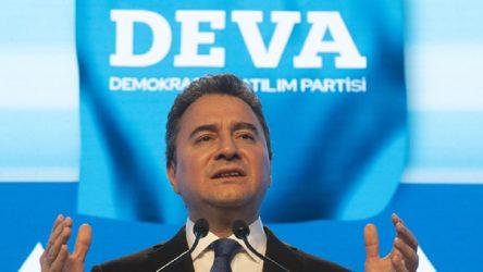 DEVA Partisi'nde İstanbul İl Yönetimi görevden alındı