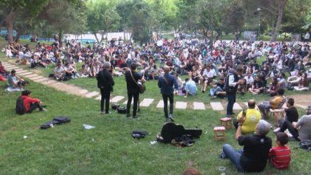 A Haber provokasyon peşinde: Açık hava konserini hedef aldılar
