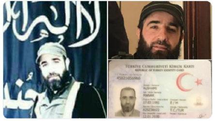 El Kaide lideri cihatçı saç ektirip Türk vatandaşı oldu