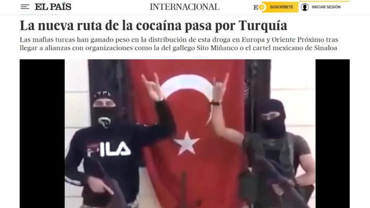 Yeni uyuşturucu rotasında odak Türkiye