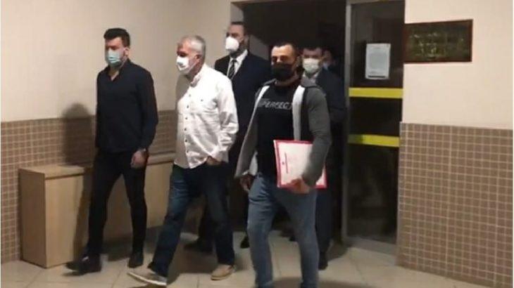 Atilla Peker adli kontrolle serbest bırakıldı