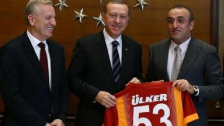 Erdoğan, Abdurrahim Albayrak ile birlikte Galatasaray'daki seçime müdahale ediyor