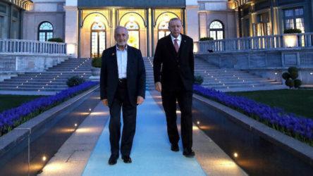 Saadet'te 'Erdoğan' ayarlı hareket başladı