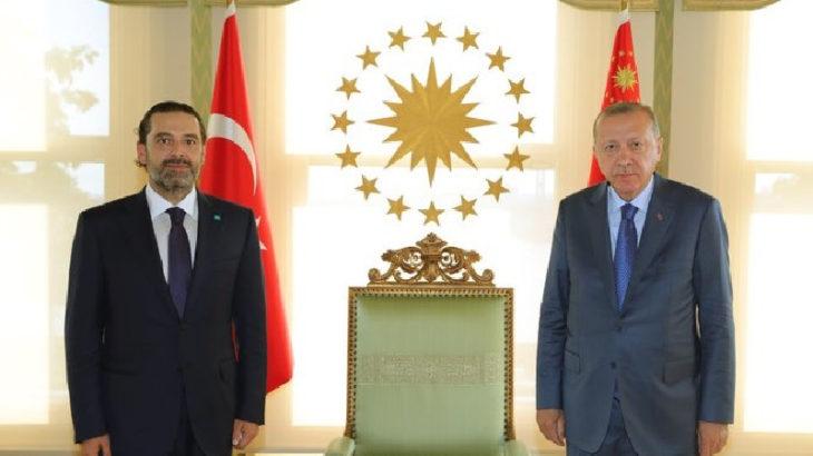 Erdoğan, Türk Telekom vurguncusu Hariri'yle görüştü