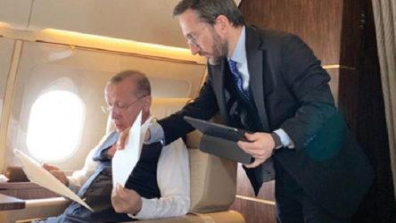 Altun, Erdoğan'ın verdiği rakamı tutturmak için doları düşürdü