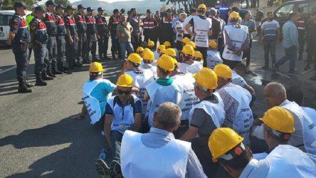 Somalı madenciler yeniden Ankara'ya yürüyecek