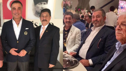 Peker operasyonunda gözaltına alınan Feridun Öncel, Süleyman Soylu'nun babasıyla yan yana!