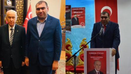 MHP'li isim, 'Kısa Çalışma Ödeneği' üzerinden devleti dolandırdı!