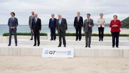 G7'nin hedefi Çin