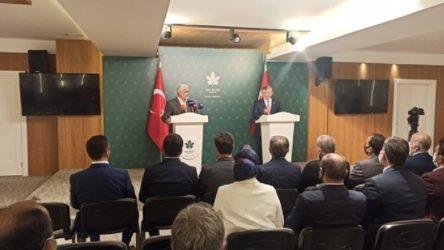 Hüda Par ile Gelecek Partisi görüştü: Yeni anayasa açıklaması