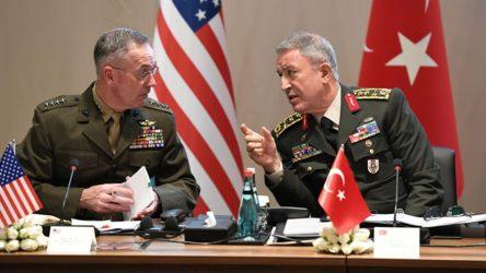TKH: Türk askeri ABD emperyalizminin bekçisi değildir!