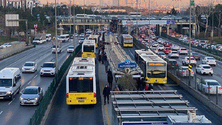 İBB açıkladı: YKS'ye girecek öğrenci ve sınav görevlilerine toplu taşıma ücretsiz