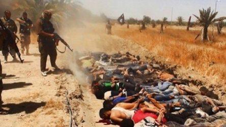 Irak'taki '1700 kişilik katliam'ın faili IŞİD'li Bolu'da yaşıyormuş